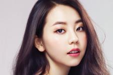 Ahn Sohee InStyle Magazine June 2015 Photoshoot