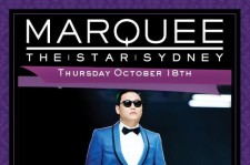 Psy To Perform At The Marquee in Sydney, Australia