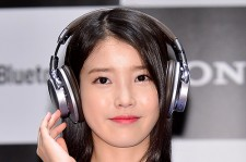 IU at Sony Bluetooth Audio Line-Up Launching Event