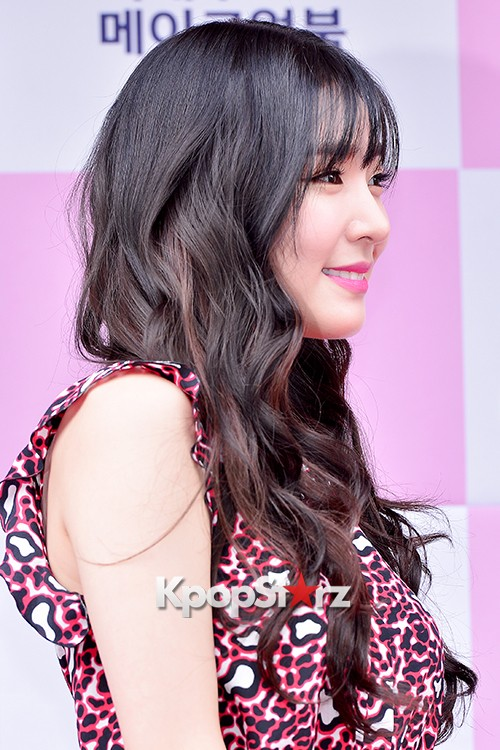 Girls Generation[SNSD] Tiffany at Girl Group & Actress Make Up Book Red Carpetkey=>13 count22
