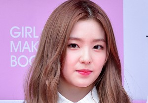 Red Velvet at Girl Group & Actress Make Up Book Red Carpet