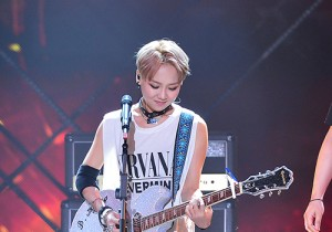 Kim Bo Kyung [Tablet] at SBS MTV 'THE SHOW All About K-pop'