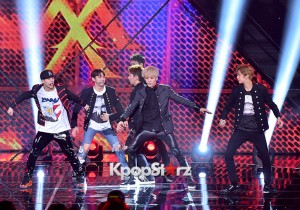MONSTA X [Trespass] at SBS MTV 'THE SHOW All About K-pop'
