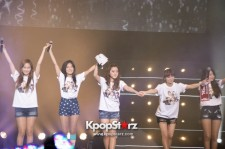 Wonder Girls Wonder Tour Stop in Malaysia