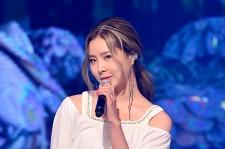Lim Kim [Awoo] at MBC Music Show Champion