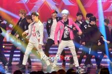 MONSTA X [Trespass] at MBC Music Show ChampionMONSTA X [Trespass] at MBC Music Show Champion