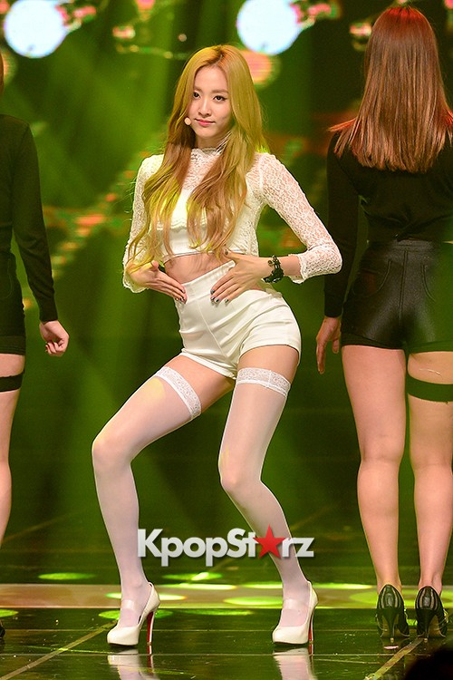 BESTie [Excuse Me] at MBC Music Show Championkey=>2 count11