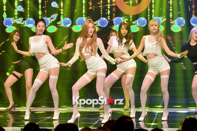 BESTie [Excuse Me] at MBC Music Show Championkey=>4 count11
