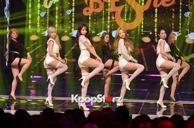 BESTie [Excuse Me] at MBC Music Show Championkey=>8 count11