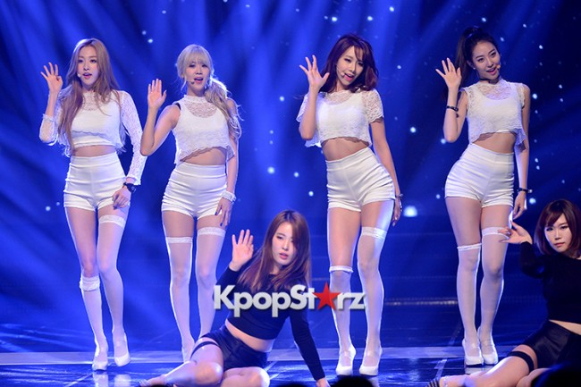 BESTie [Excuse Me] at MBC Music Show Championkey=>9 count11
