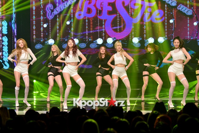 BESTie [Excuse Me] at MBC Music Show Championkey=>10 count11