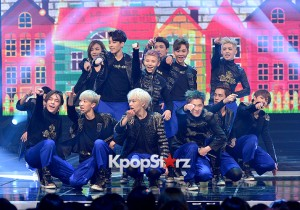 Seventeen [Shining Diamond] at MBC Music Show Champion
