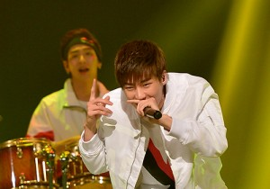 N.Flying [Awesome] at MBC Music Show Champion