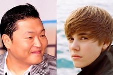 Justin Bieber Reveals his Friendship with Psy through Twitter