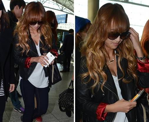 SISTAR Hyorin, Voluminous Body That Cannot be Hiddenkey=>0 count1