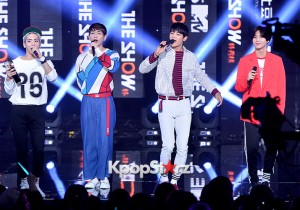SHINee [View] at SBS MTV 'THE SHOW All About K-pop'