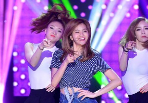ANDA [Touch] at SBS MTV 'THE SHOW All About K-pop'
