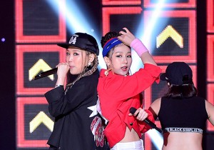 A.KOR BLACK [How We Do] at SBS MTV 'THE SHOW All About K-pop'