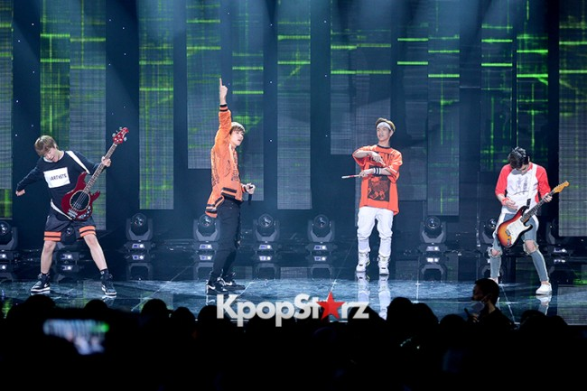 N.Flying [Awesome] at SBS MTV 'THE SHOW All About K-pop'key=>3 count16