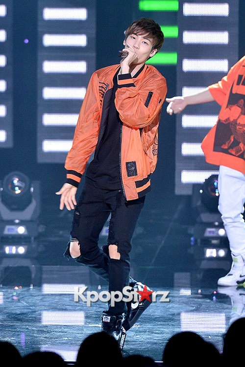 N.Flying [Awesome] at SBS MTV 'THE SHOW All About K-pop'key=>4 count16