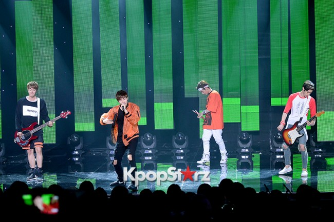 N.Flying [Awesome] at SBS MTV 'THE SHOW All About K-pop'key=>5 count16