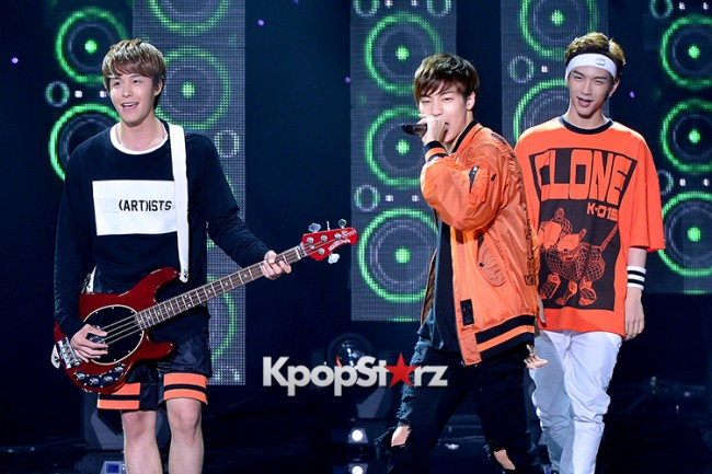 N.Flying [Awesome] at SBS MTV 'THE SHOW All About K-pop'key=>7 count16