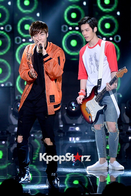 N.Flying [Awesome] at SBS MTV 'THE SHOW All About K-pop'key=>8 count16