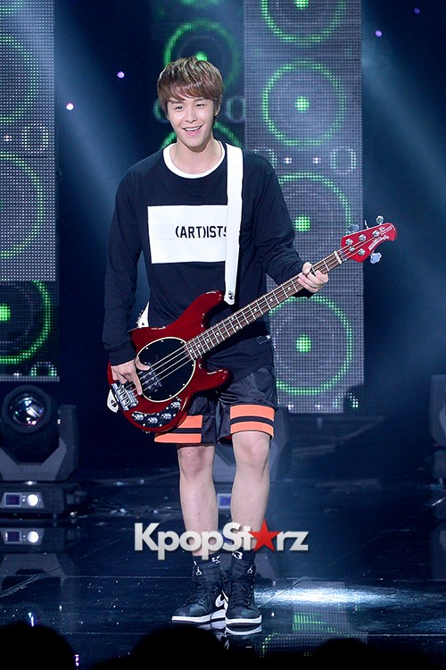N.Flying [Awesome] at SBS MTV 'THE SHOW All About K-pop'key=>9 count16