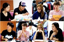 'Jeon Woo Chi' Script Table Read Photos Revealed