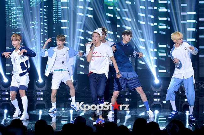 HALO [While You're Sleeping] at SBS MTV 'THE SHOW All About K-pop'key=>1 count12