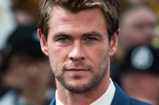 Chris Hemsworth at The Avengers Age of Ultron European Premiere.