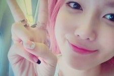 Sooyoung Goes Pink For Girls' Generation's Next Comeback