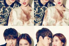 lee jong hyun Gong Seung Yeon ceci magazine june 2015 photoshoot