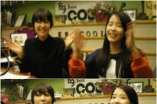 IU and Hong Jinkyoung