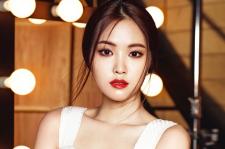 APink Na Eun Sure Magazine June 2015 Photoshoot Makeup