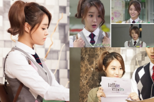 Secret Song Jieun Appears in 'Shut Up Family'