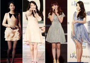 Follow IU's One-Piece Fashion that Captiavtes the Heart of Men