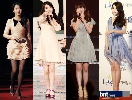 Follow IU's One-Piece Fashion that Captiavtes the Heart of Menkey=>0 count4