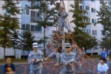 Army Gangnam Style