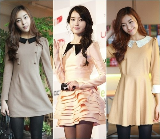 Follow IU's One-Piece Fashion that Captiavtes the Heart of Menkey=>1 count4