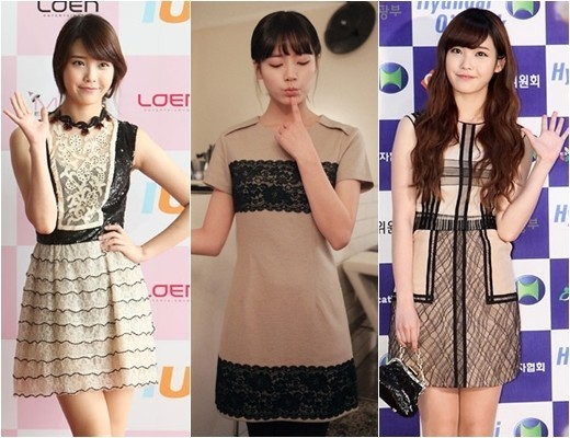Follow IU's One-Piece Fashion that Captiavtes the Heart of Menkey=>2 count4