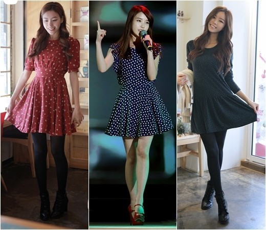 Follow IU's One-Piece Fashion that Captiavtes the Heart of Menkey=>3 count4