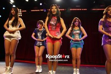 Wonder Girls Perform 'Be My Baby' at The Hard Rock Café in Times Square