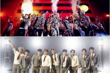 Big Bang and EXO