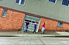 Dancers Tilt The Hilly Streets Of San Francisco