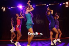 Wonder Girls Perform 'Like This' at The Hard Rock Café in Times Square