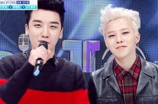 Seungri and G-dragon