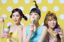 TaeTiSeo Girls Generation Buon Gelato