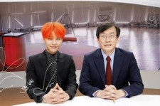 G-Dragon on Newsroom