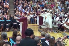 Entire Graduation Class Breaks Out In Surprise 'Shake If Off' Dance